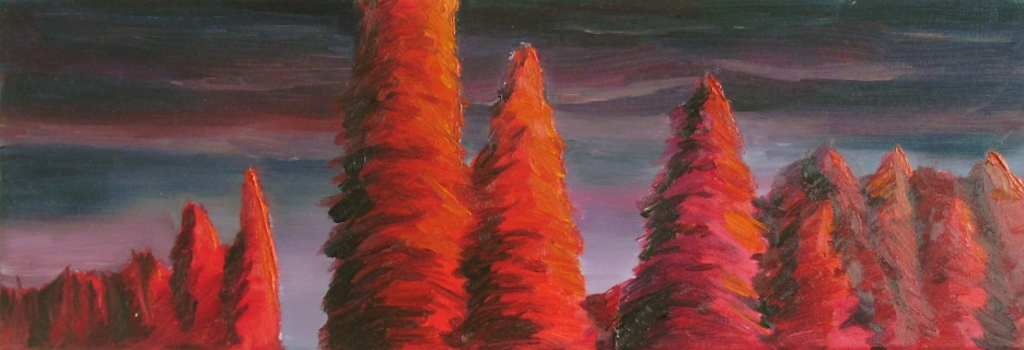 redTrees