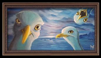 Seachickens_framed